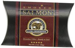 Alaska Smokehouse Smoked Salmon Red