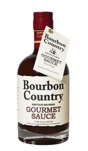 Bourbon Country Gourmet Sauce 14.3 OZ