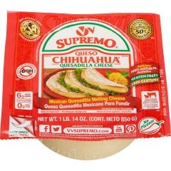 Chihuahua Cheese 8 - 9oz. Portion