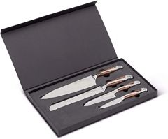 Hammer & Stahl 4 Pc Knife Set