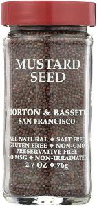 Morton & Bassett Mustard Seed