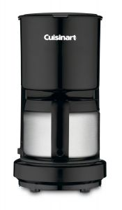 Cuisinart 4 Cup Coffee Maker Black