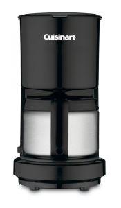 Cuisinart 4 Cup Coffee Maker Black
