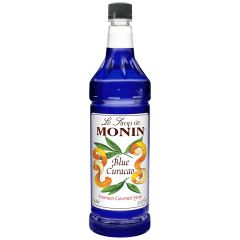 Monin Blue Curacao Syrup 25.4 oz