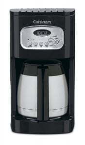 Cuisinart DCC1150 Coffee Maker Black
