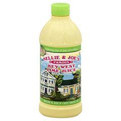 Nellie & Joe's Famous Key West Lime Juice - 16 oz Bottle