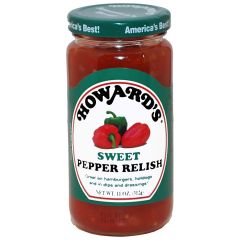 Howard's Sweet Pepper Relish