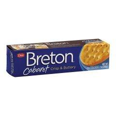 Dare Breton Cabaret Crackers - 7 oz Box