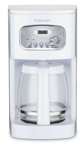 Cuisinart DCC1100 Coffee Maker White
