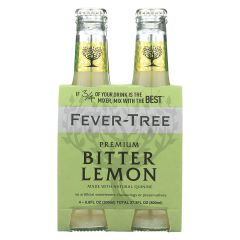 Fever-Tree Bitter Lemon 4 Pk