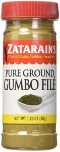 Zatarains Gumbo File - 1.25 oz Jar
