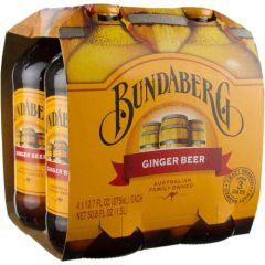 Bundaberg Ginger Beer - 4 Pack of 12.7 oz Bottles