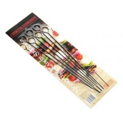 "Charcoal Companion 13"" Non-Stick Skewers"