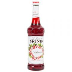 Monin Cranberry Syrup 25.4 oz