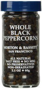 Morton & Bassett Whole Pepper