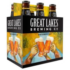 Great Lakes Oktoberfest - 6 Pack of 12 oz Bottles
