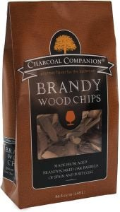 Charcoal Companion Brandy Wood Chips