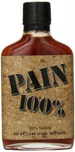 Pain 100% Sauce - 7.5 oz Bottle