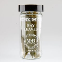 Morton & Bassett Organic Bay Leaves