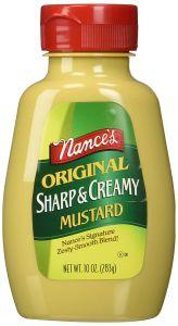 Nance's Sharp & Creamy Mustard 10 OZ