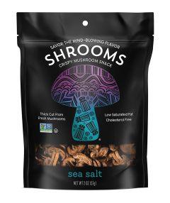 Shrooms Sea Salt Mushroom Snacks - 2 oz Bag