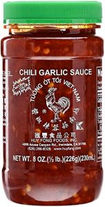 Huy Fong Chili Garlic Sauce 8 Oz.