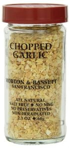Morton & Bassett Chopped Garlic