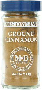 Morton & Bassett Organic Ground Cinnamon