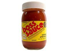 Boss Sauce Mild 16 OZ