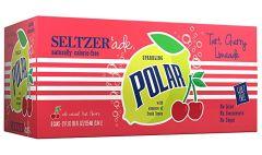 Polar Tart Cherry Lime Seltzer'ade 8 Pk