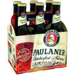 Paulaner Oktoberfest Marzen - 6 Pack of 12 oz Bottles