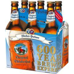 Hacker-Pschorr Oktoberfest - 6 Pack of 12 oz Bottles