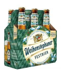 Weihenstephaner Festbier / 6-Pack bottles
