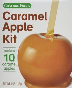 Concord Foods Caramel Apple Kit - 5 oz Box