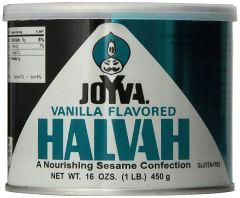 Joyva Vanilla Halvah Tin