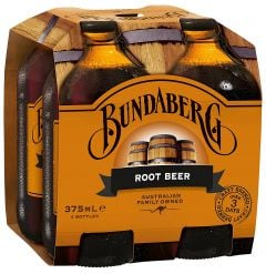 Bundaberg Root Beer 4 Pk