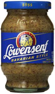 Lowensenf Bavarian Style Mustard