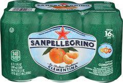 San Pellegrino Clementina 6 Pk