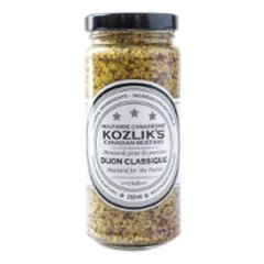 Kozlik's Dijon Classique Mustard - 8 oz Jar