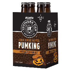 Southern Tier Cold Brew Coffee Pumking - 4 Pack of Bottles
