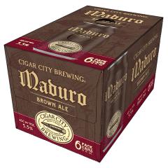 Cigar City Maduro / 6-pack cans