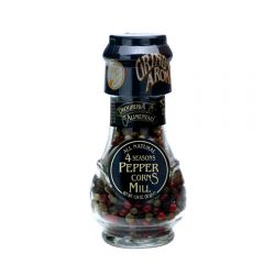 Drogheria & Alimentari Organic 4 Seasons Peppercorns Mill - 1.24 oz Mill