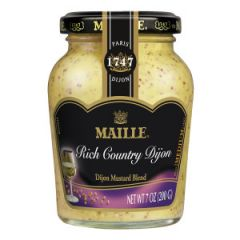 Maille Rich Country Dijon Mustard 7 OZ