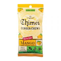 Chimes Mango Ginger Candy - 1.5 oz Bag