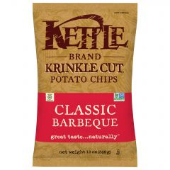 Kettle Classic Barbeque Potato Chips - 13 oz Bag
