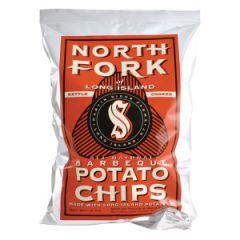 North Fork Barbeque Potato Chips - 6 oz Bag