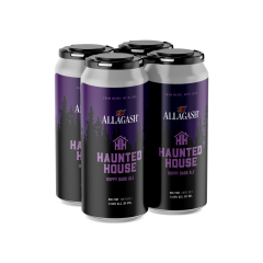 Allagash Brewing Co. Haunted House / 4-pack cans