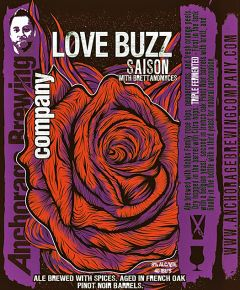 Anchorage Brewing Co. Love Buzz / 750ml