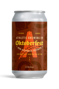 Athletic Brewing Oktoberfest - 6 Pack of Cans
