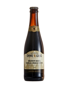 Ommegang Bourbon Barrel Vanilla Smoked Porter / 4-Pack bottles